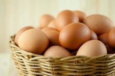 Les œufs aident à combattre l'anémie.