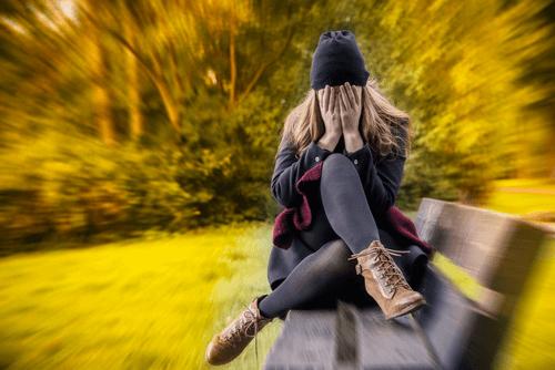 Symptômes physiques du trouble d'anxiété.