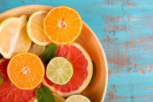 vitamine C contre la mauvaise odeur vaginale