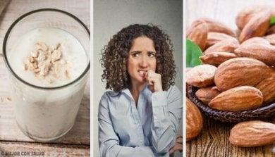L'anxiété : Les aliments qui vous aideront à la calmer