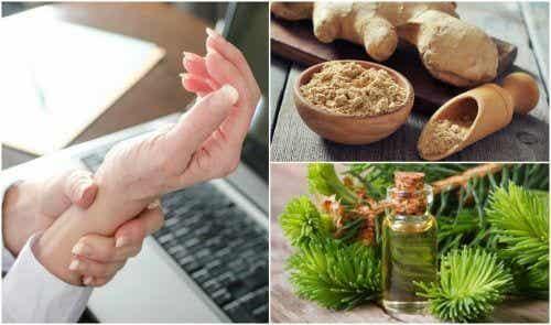 5 astuces naturelles pour réduire les douleurs du canal carpien