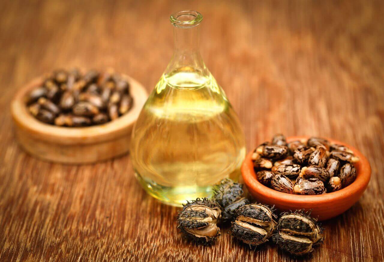 huile de ricin et d'olive pour soulager les douleurs du canal carpien