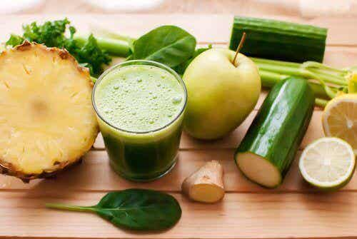 5 jus pour éliminer rapidement les toxines