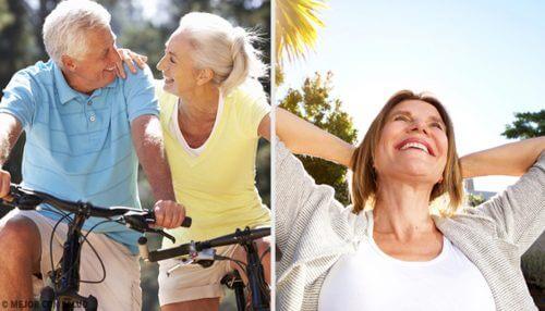 Comment vous maintenir en forme après 50 ans
