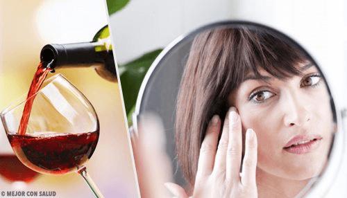 4 aliments qui rendent notre visage méconnaissable