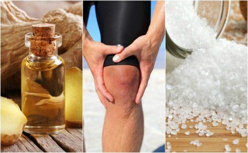 Comment préparer 5 remèdes relaxants pour soulager les douleurs au genou