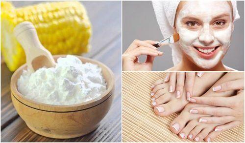 5 usages de la fécule de maïs que vous aimeriez connaître