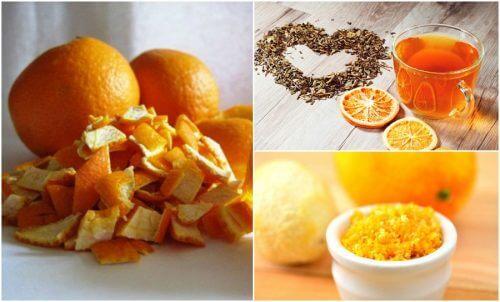 5 façons d'utiliser le zeste d'orange
