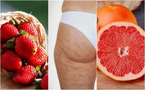 6 fruits à ajouter à votre alimentation une réduction de la cellulite