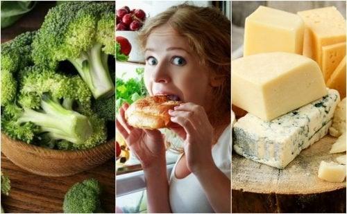 7 aliments qu'il ne faut pas manger le soir