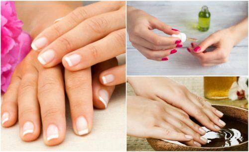 Améliorez l'aspect de vos ongles à l'aide de ces 5 traitements maison