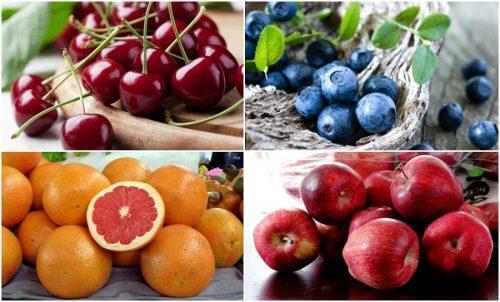 Comment réduire l'excès d'acide urique en incluant ces 7 fruits dans votre alimentation ?
