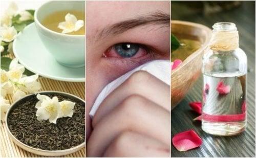 Comment traiter les infections oculaires avec 5 remèdes naturels