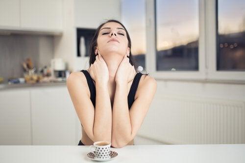 Exercice pour les maux de cou