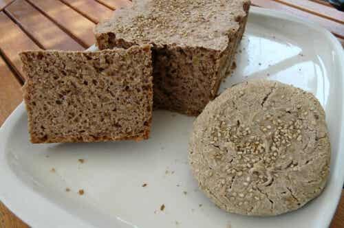 Pain sans gluten au sarrasin et au riz : facile à préparer et délicieux !