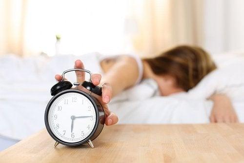 se lever trop tôt