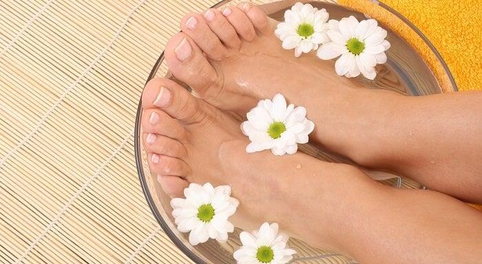 soigner le pied d'athlète avec du vinaigre