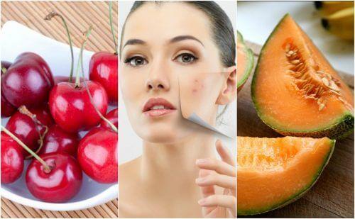 Vous souhaitez avoir une peau sans impuretés ? Consommez ces 6 aliments