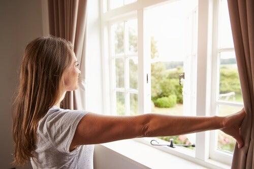 La ventilation améliore la qualité de l'air