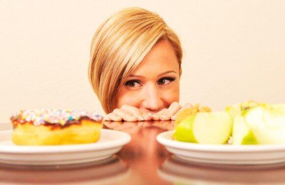 changement d'appétit