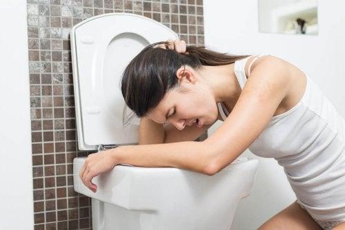 les vertiges et vomissements peuvent être des signes d'appendicite