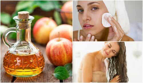 5 secrets de beauté avec du vinaigre de pomme à connaître