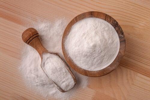 masques à base de café et de bicarbonate de soude