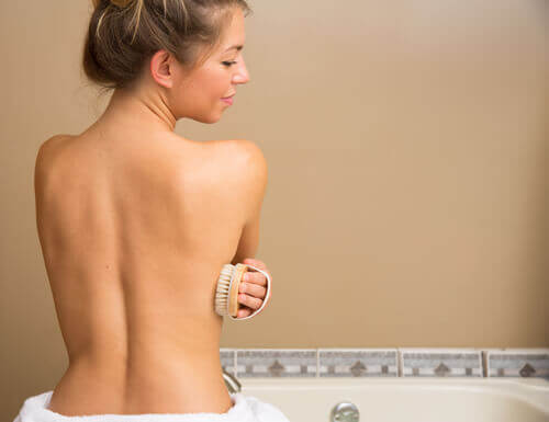 pour prévenir les boutons sur les mamelons l'hygiène est fondamentale