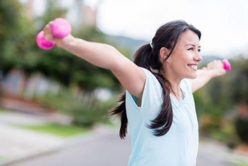 exercice pour raffermir la poitrine