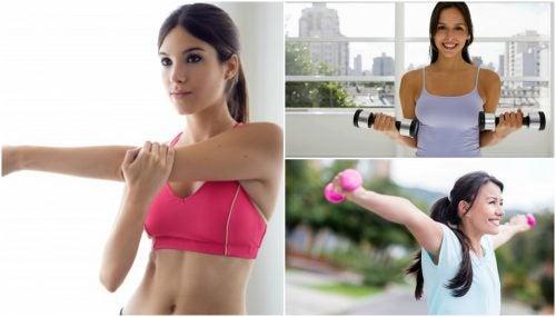 Raffermissez naturellement votre poitrine grâce à 5 exercices simples