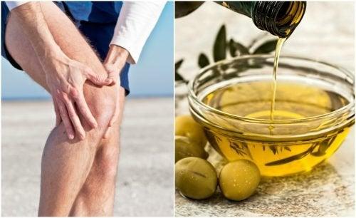Apaisez la douleur avec un remède au citron et à l'huile d'olive