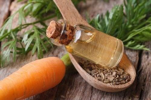 3 masques à l'huile de carotte pour faire pousser vos cheveux