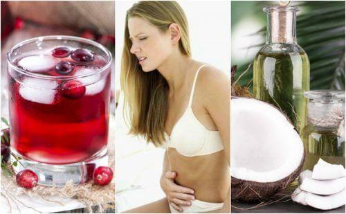Combattre la vaginose bactérienne avec 5 remèdes naturels