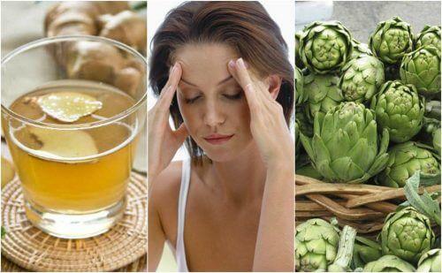 Calmer la douleur des migraines avec 5 remèdes naturels