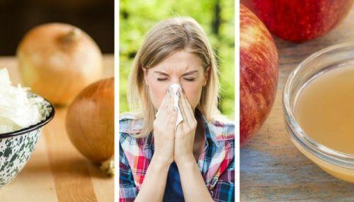 Comment contrôler les allergies avec des antihistaminiques naturels
