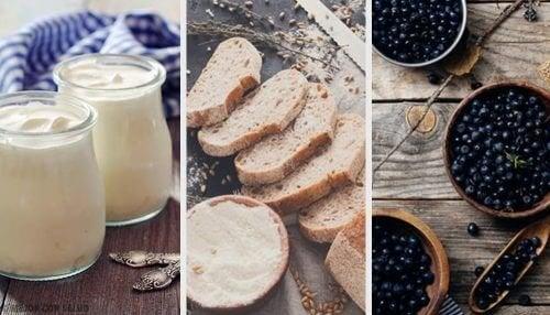 Les 10 aliments qui favorisent la concentration
