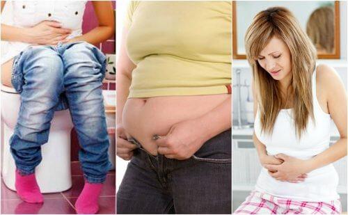 5 troubles digestifs qui peuvent influencer la perte de poids