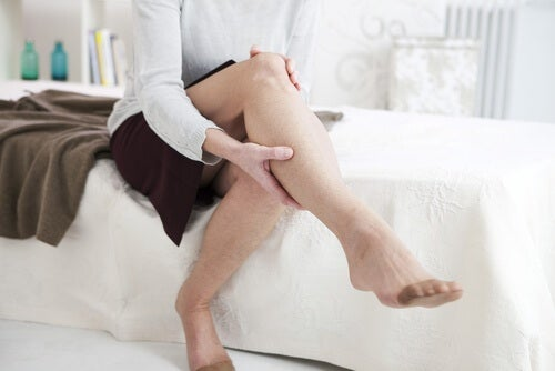 Douleur de jambes