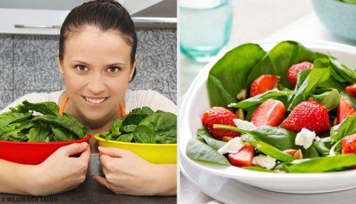 Les recettes à base d'épinards à inclure dans votre alimentation