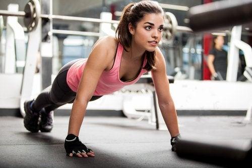 Les épinards favorisent les muscles fermes