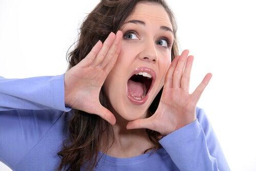 exercices pour le contour de la bouche