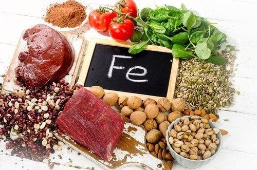 Aliments à consommer pour augmenter son taux de fer