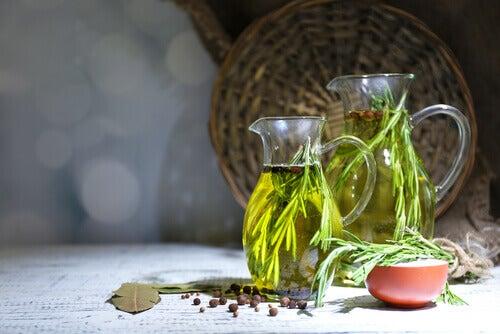 L'huile d'origan