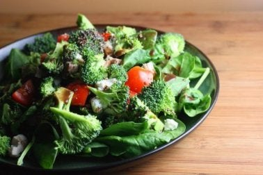 perdre du poids sainement légumes