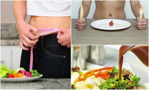 Les 7 erreurs à éviter quand vous suivez un régime amaigrissant