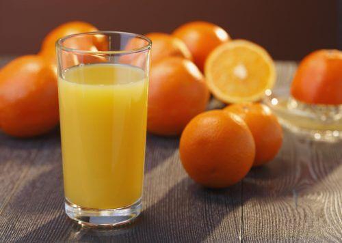 Les oranges aident àréduire l'excès d'acide urique.