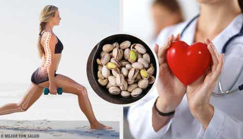 10 raisons pour lesquelles vous devriez manger des pistaches