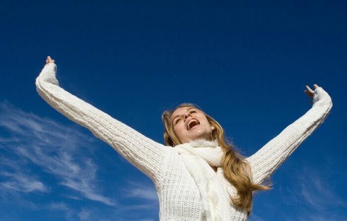 avoir des plans pour l'avenir afin de maintenir un équilibre physique et mental