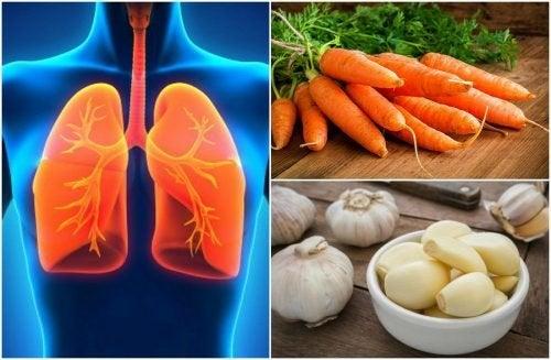 Améliorez votre santé pulmonaire en ajoutant ces 7 aliments dans votre alimentation