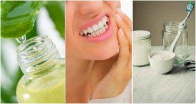 6 remèdes contre la gingivite.